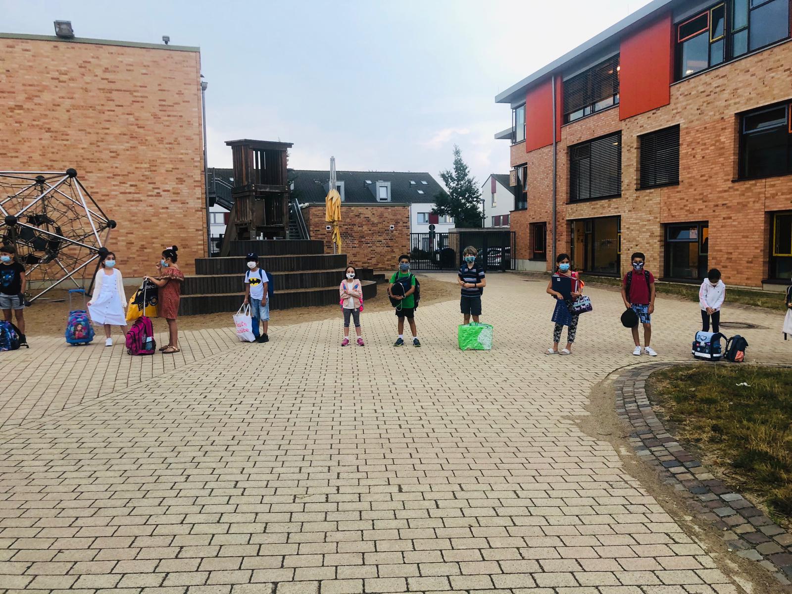 Return to school in the Coronavirus pandemic