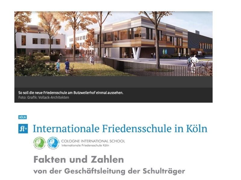 Stellungnahme zum Artikel im Kölner Stadt-Anzeiger am 03.09.2020