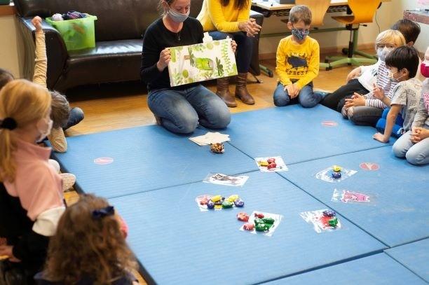 Primary students explore children's rights